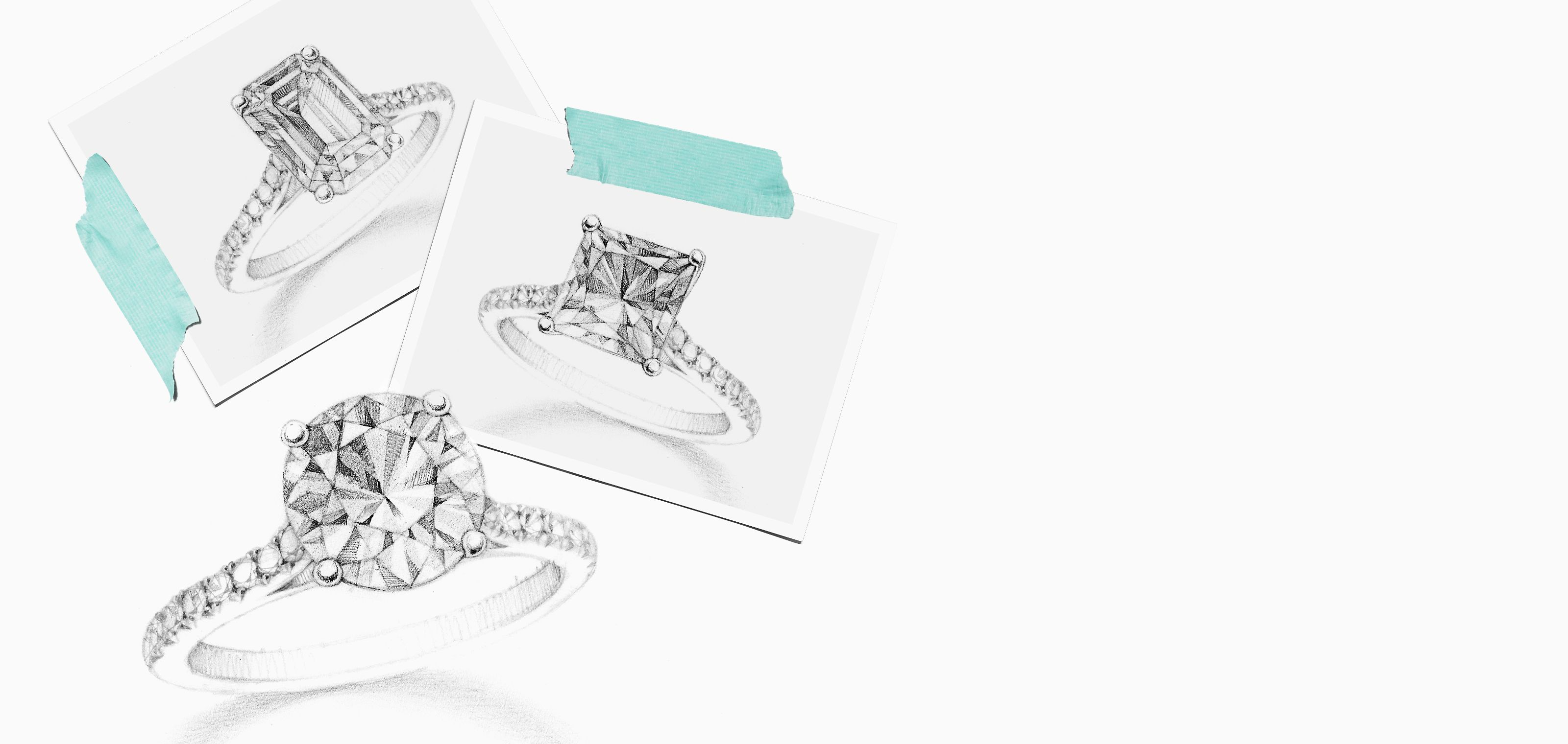 Tiffany Novo® Engagement Ring