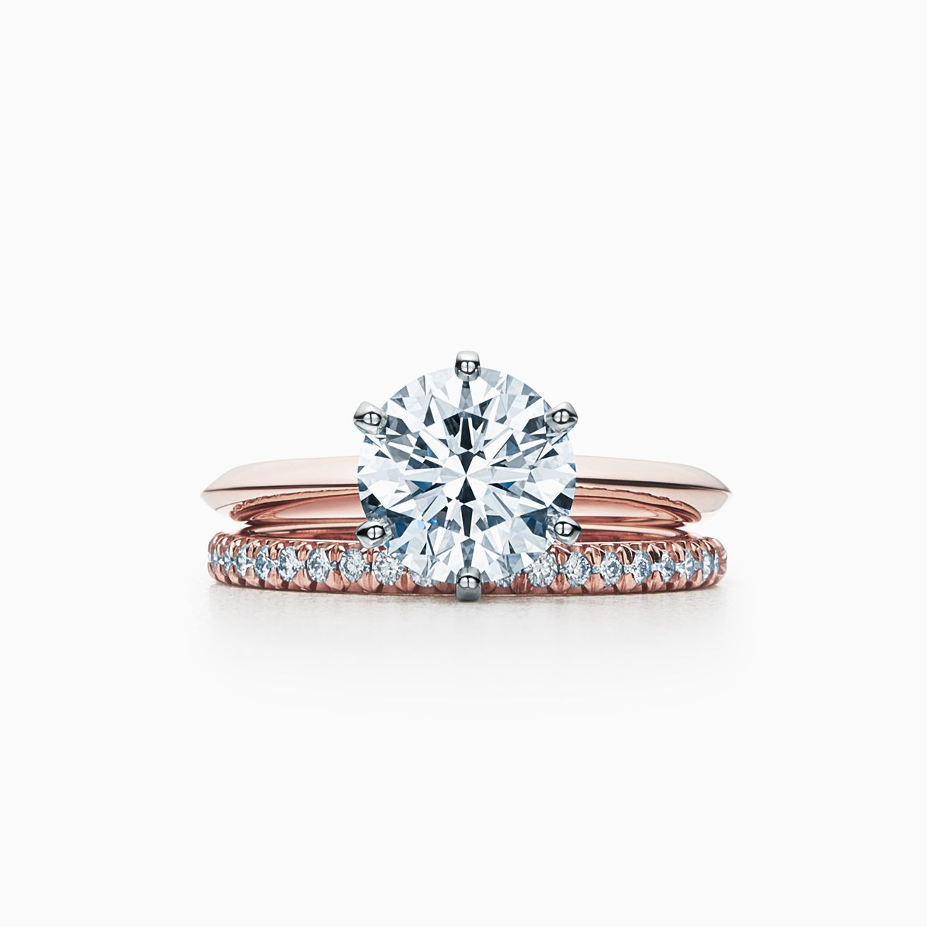 8f79aa86c Click the wedding bands below to see how each pairs with your engagement  ring.