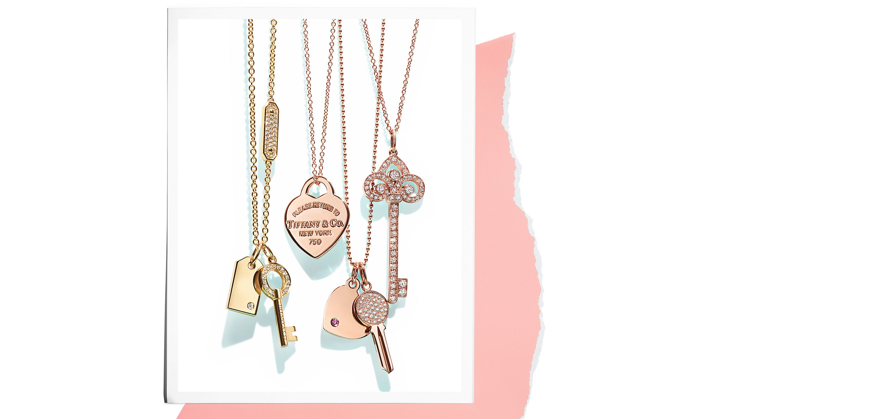 Shop Tiffany & Co. Tiffany Keys & Charms