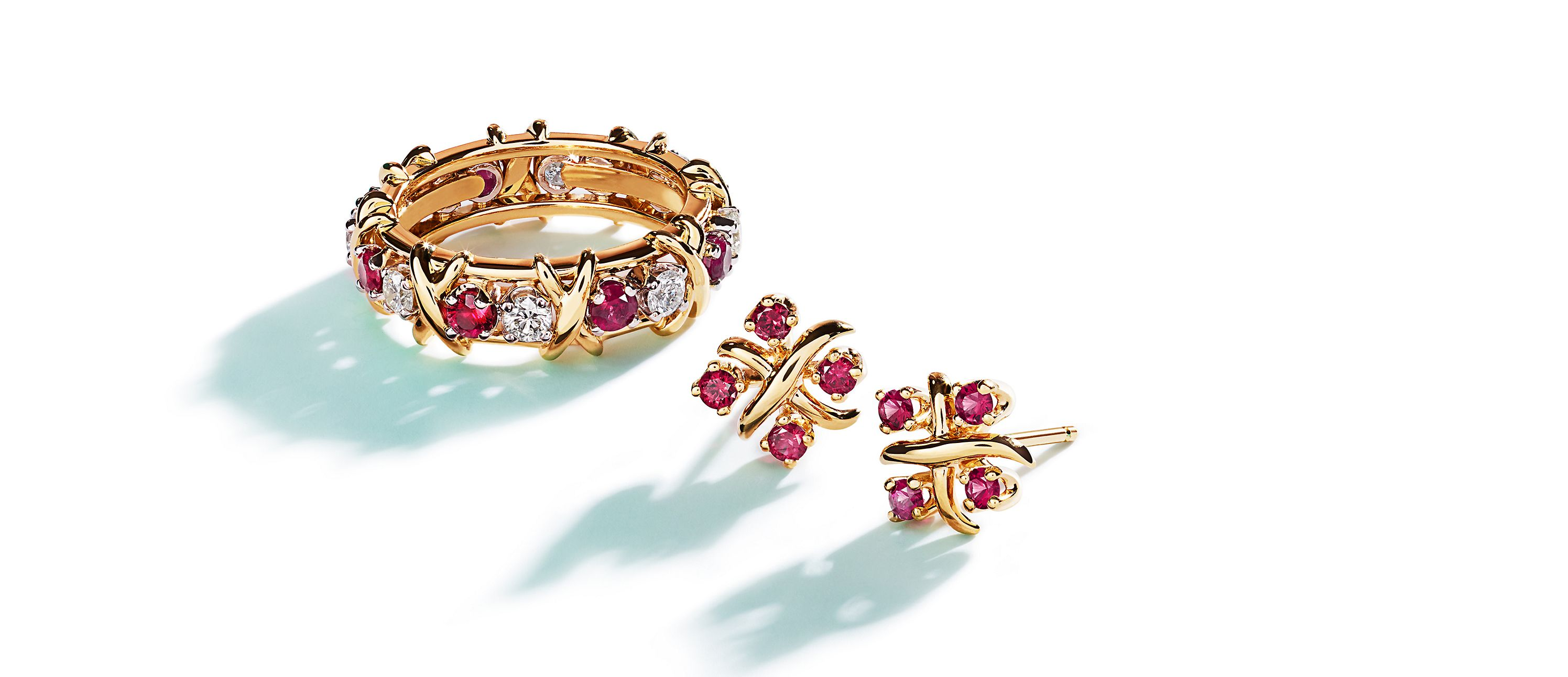 Shop Tiffany & Co. Ruby Jewellery