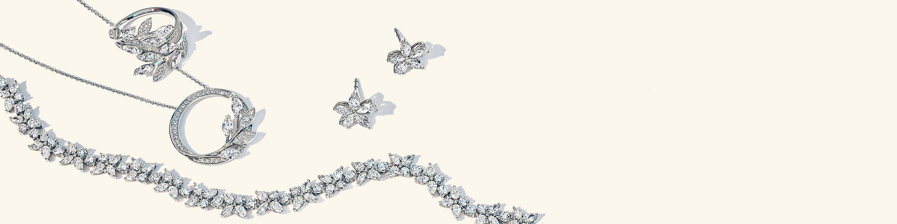 Tiffany Victoria® Jewellery