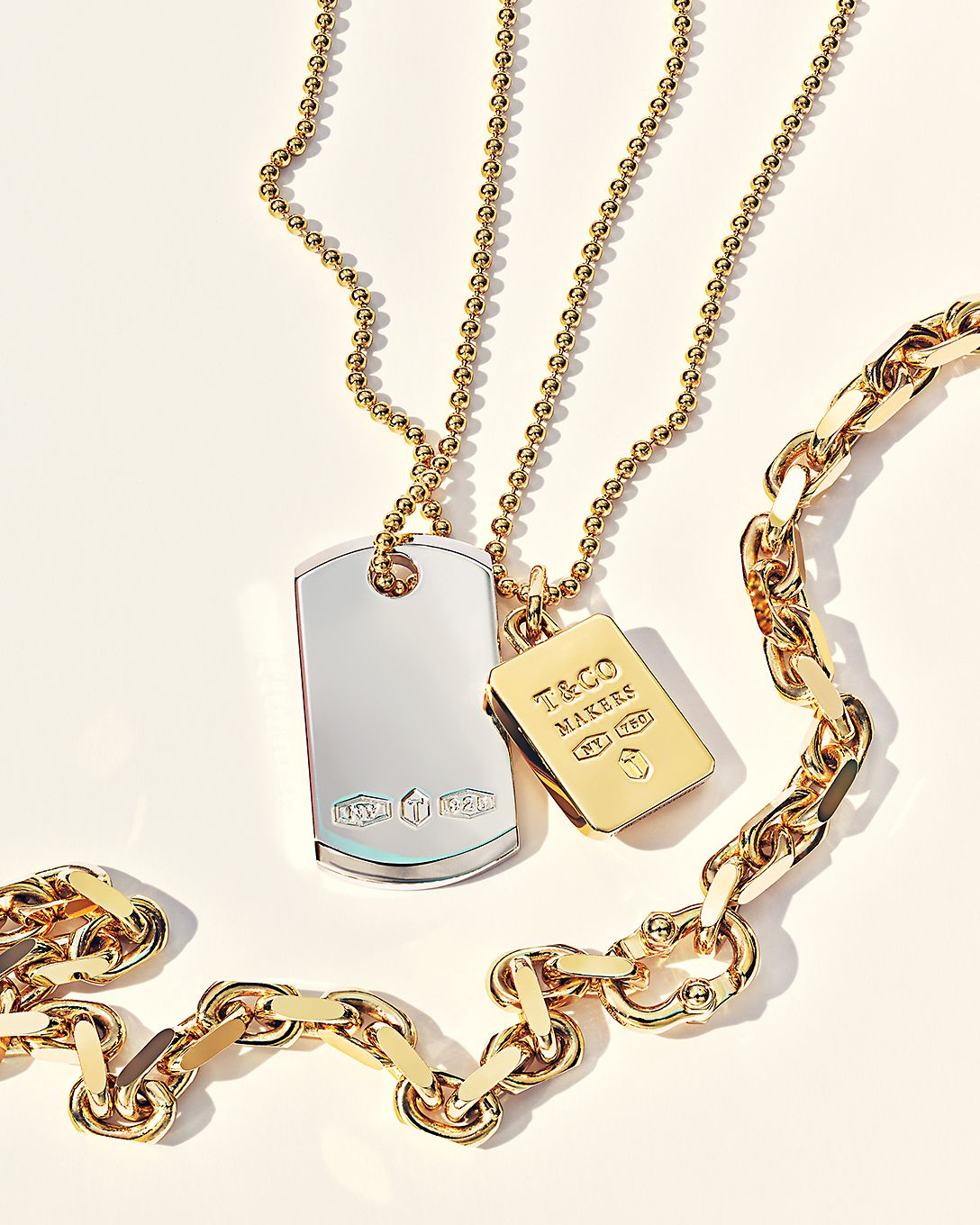 Tiffany & Co. Men's Necklaces & Chains