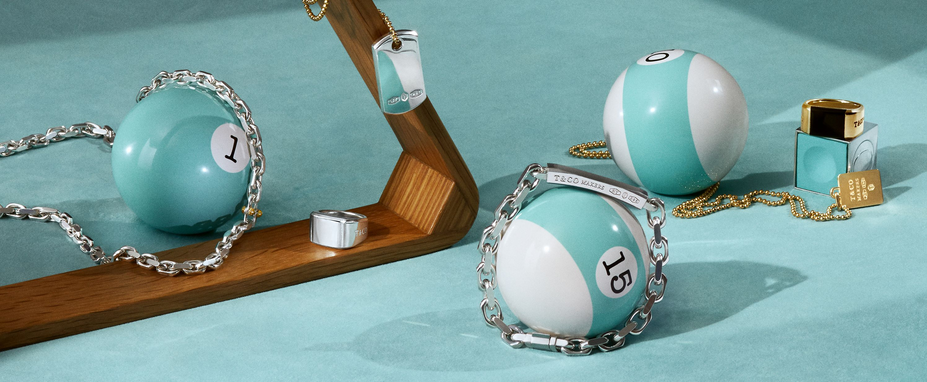 Collection pour homme Tiffany & Co.
