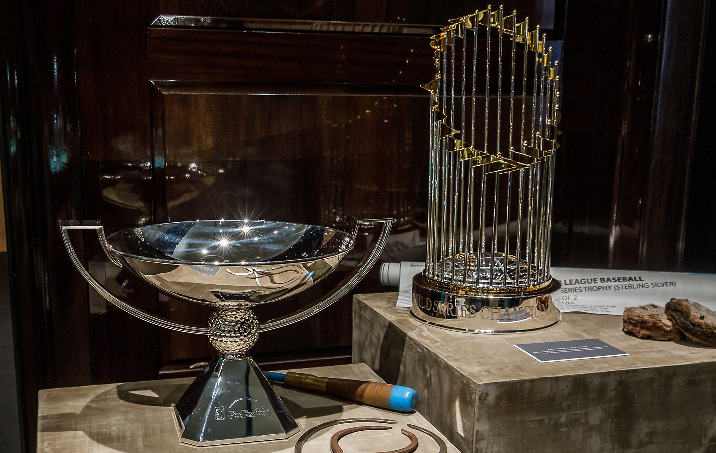 Tiffany & Co. 65 Trophies Fact