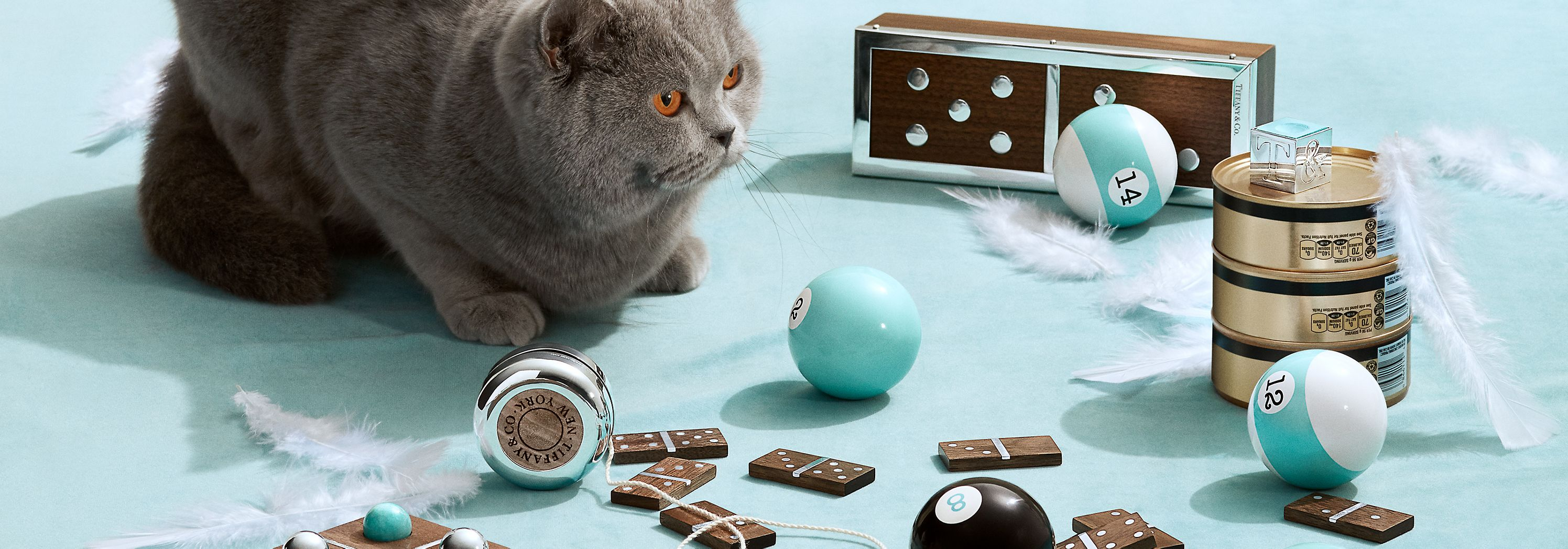 Tiffany & Co. Game Night Essentials