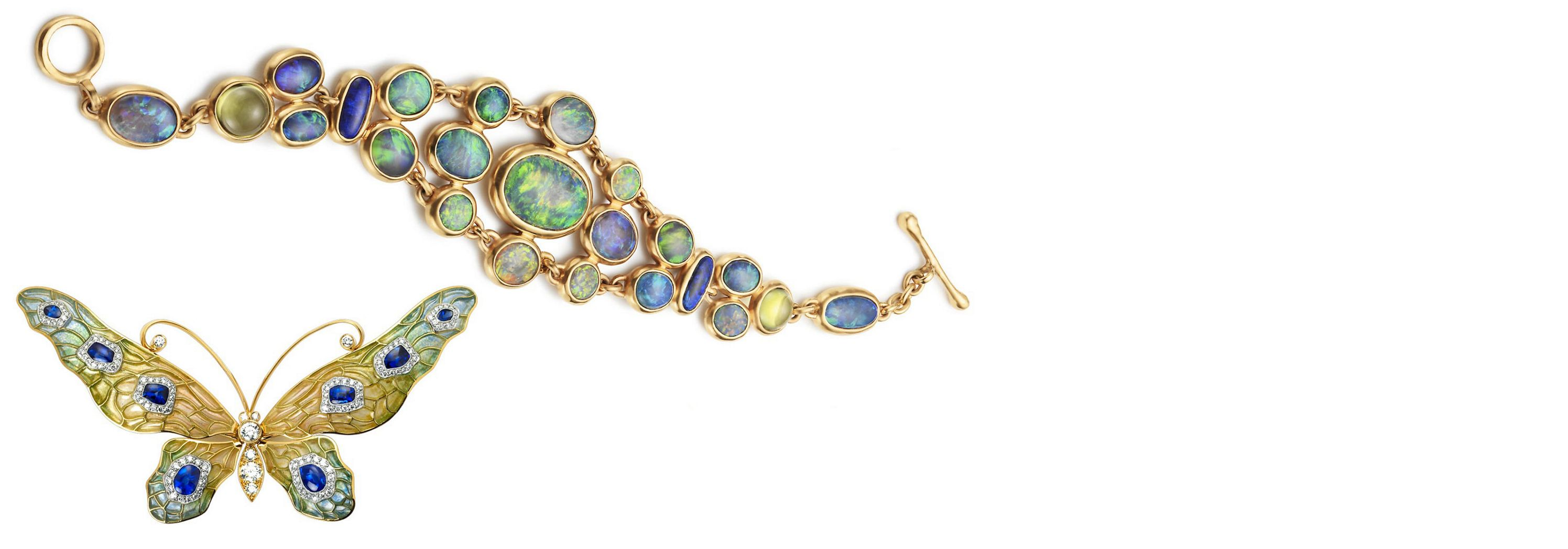 2a8c6630c When Charles Tiffany died in 1902, LCT was appointed the company's first  design director. In this role, he established the Tiffany Artistic Jewelry  ...