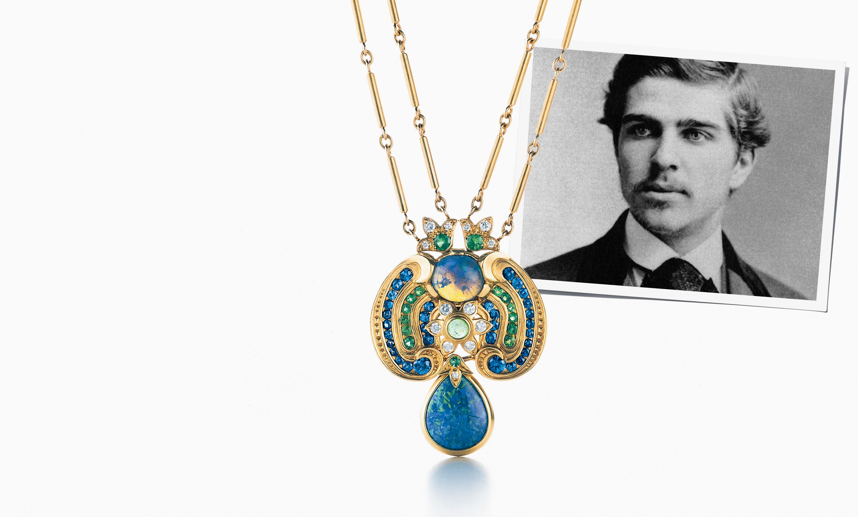 Louis Comfort Tiffany 簡介