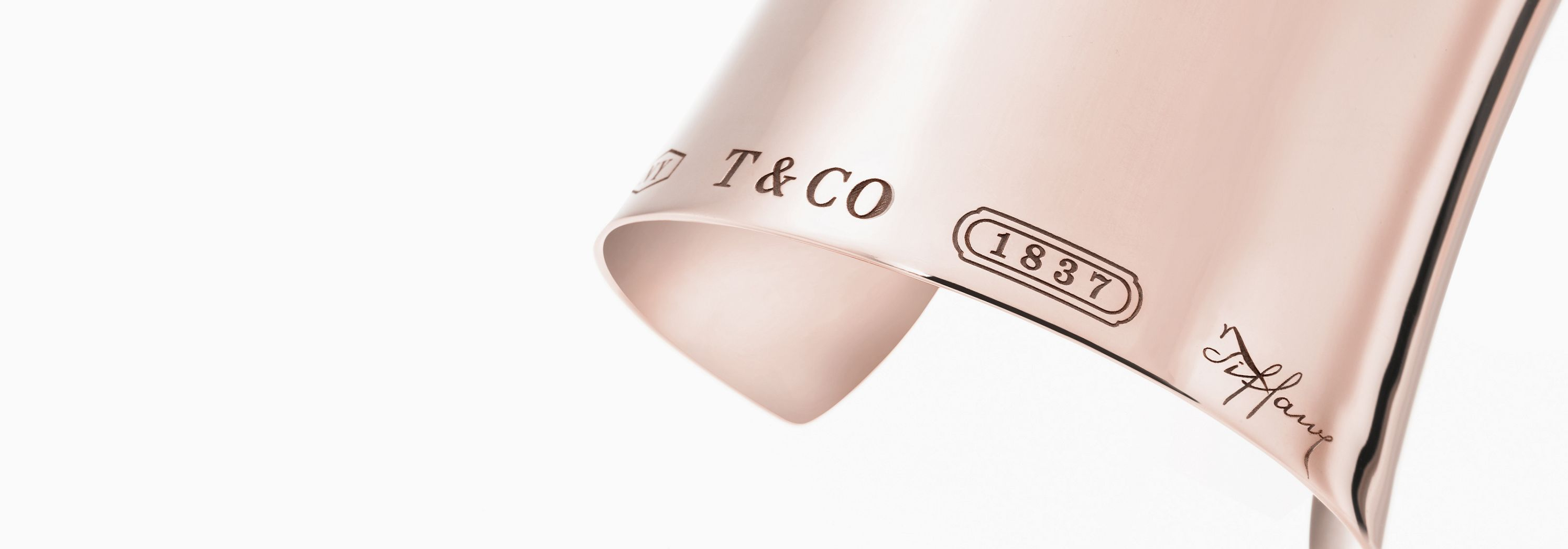 7cc9d43c2bc 2012. Tiffany introduces Rubedo® metal to honor the ...