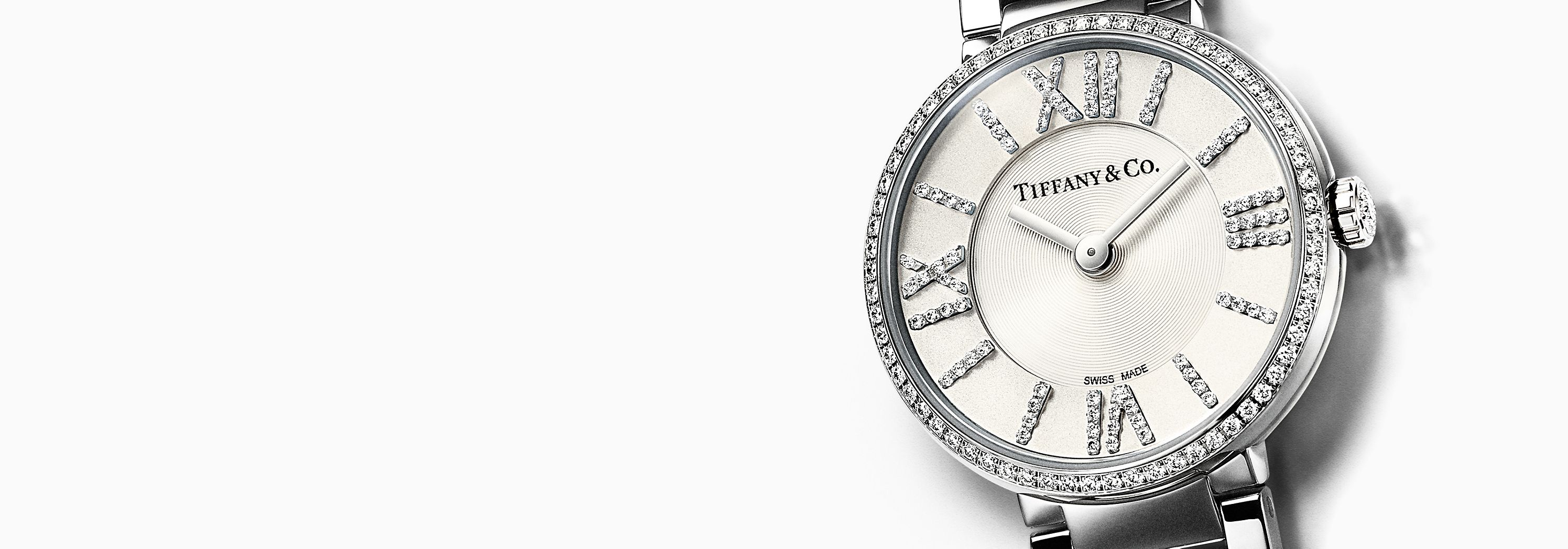 Ver relojes Atlas® de Tiffany & Co.
