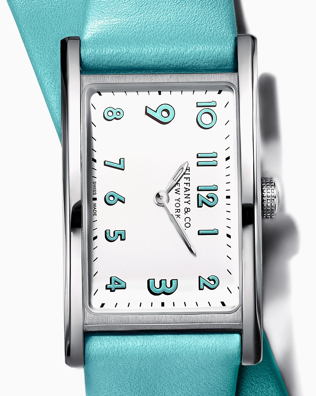 Ver relojes Tiffany East West®