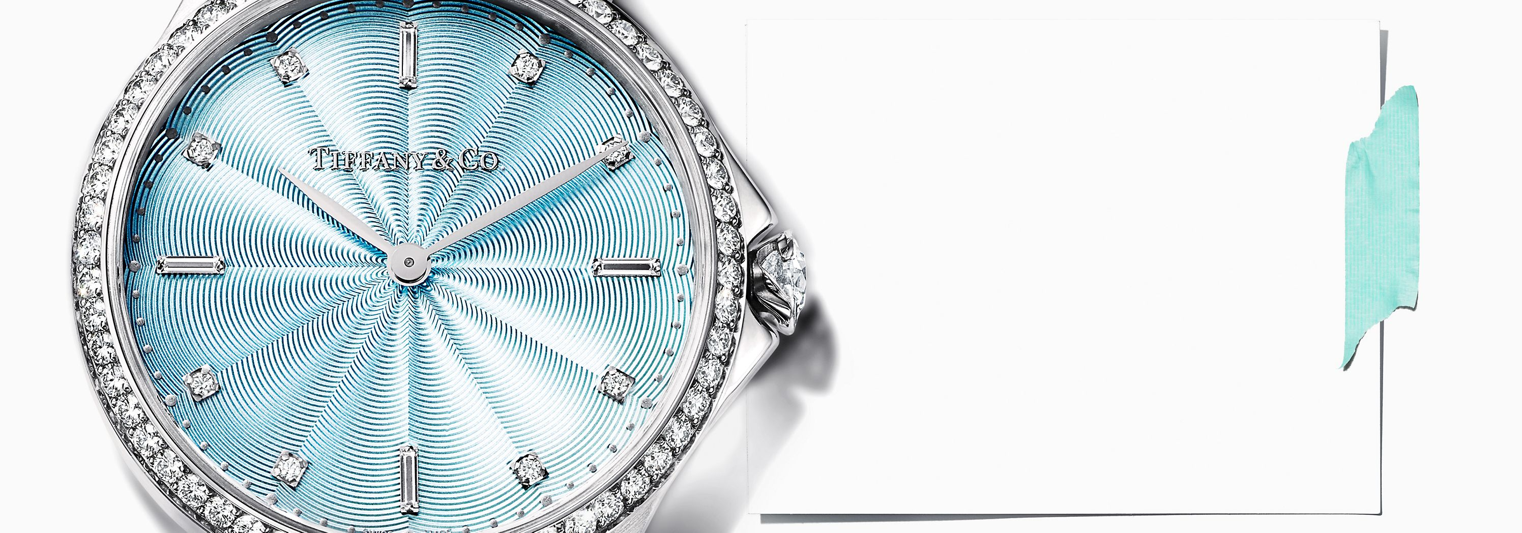 Shop Tiffany Metro Watches