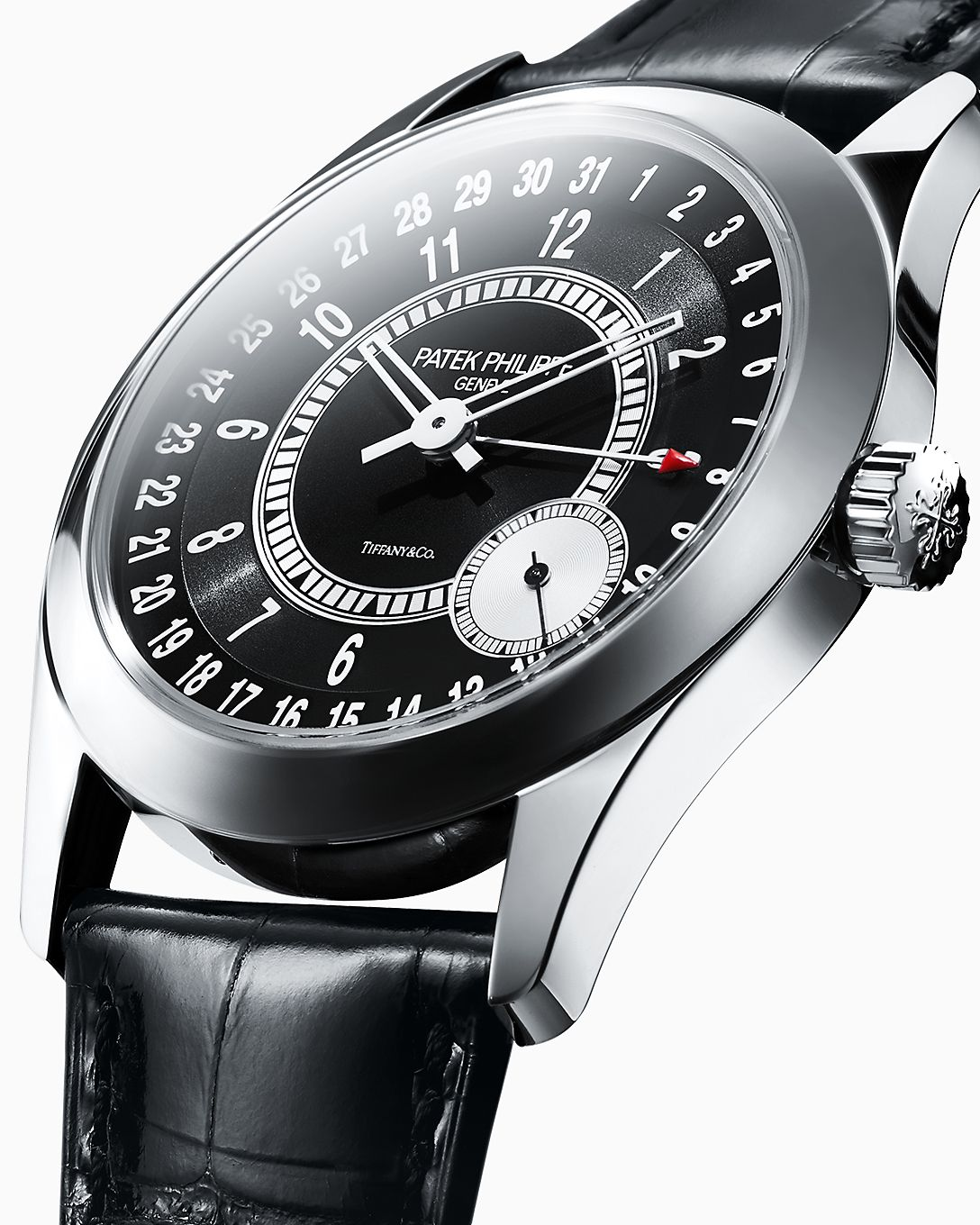 Tiffany & Co. and Patek Philippe Watches
