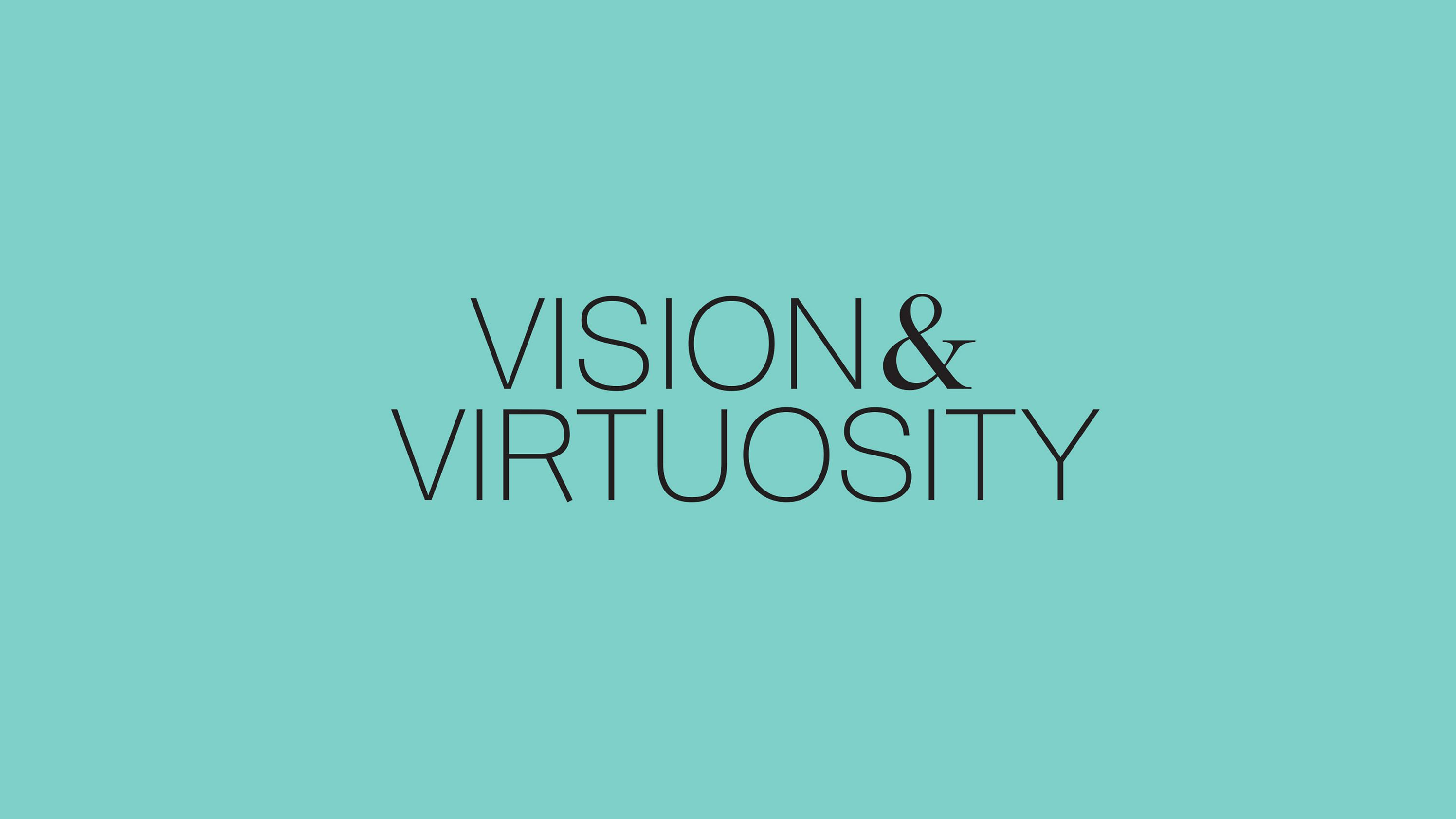 Tiffany & Co. Vision & Virtuosity Video