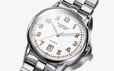 Patek Philippe & Tiffany Watches | Tiffany & Co